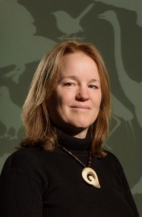 Tandy Warnow, Founder Professor of Bioengineering and Computer Science.