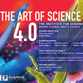 Art of Science 4.0