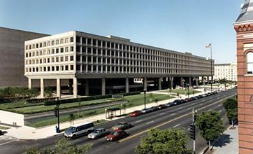 Forrestal Building, DOE headquarters